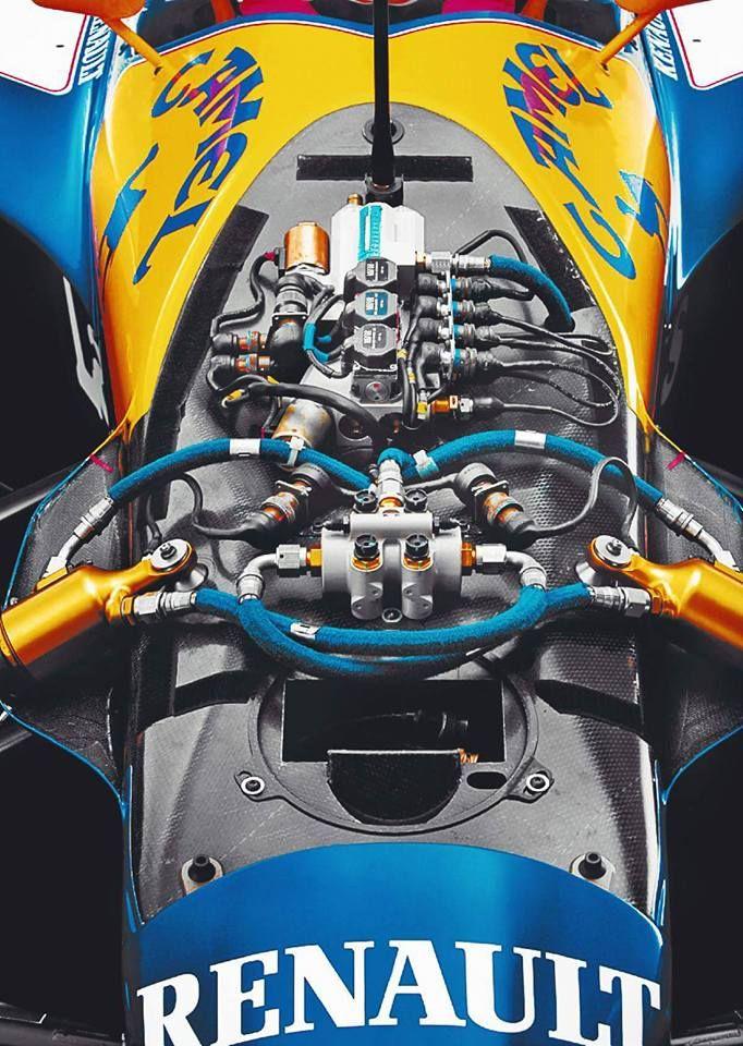 Williams Active Suspension 1992