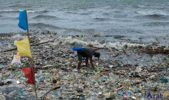 Big Western brands polluting oceans