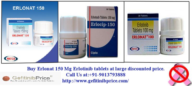 If you want buy Erlonat 150 Mg active salt name is Erlotinib tablets at huge discounted cost generic of Tarceva Erlotinib 150 tablets mfd by Natco pharma company is a very effective cancer treatment medicine. Buy Erlotinib 150 Mg tablets anti cancer (Chemotherapy) drugs at large discounted price from Natco dealer Anti cancer drugs exporter and supplier, worldwide reputed and trusted generic and branded cancer cancer drugs wholesale, Call us at: +91-9013793888, Email Id…