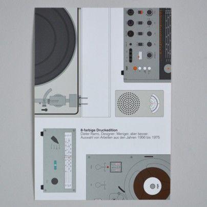 design+design poster subscription card Jo Klatt ca 1995
