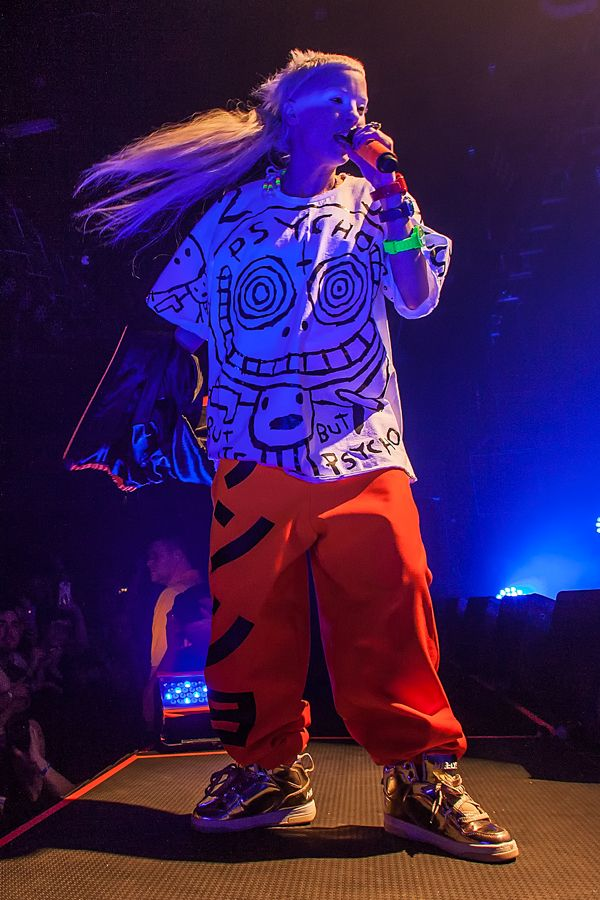 South African Die Antwoord Sold Out The Ritz And Left Fans Speechless
