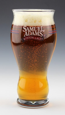Samuel Adams Beer... was first produced under contract by the Pittsburgh Brewing Company, best known for their Iron City brand of beer. Over the years, the brand has been produced under contract at various other brewing facilities with excess capacity.  I remember seeing the Pittsburgh connection reflected on the labels.