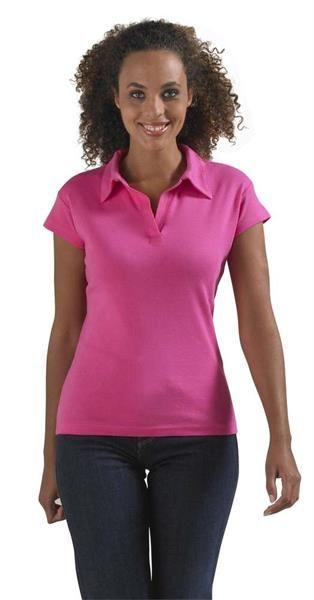 Ярко розовая рубашка женская