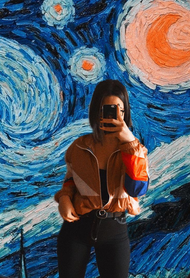 Vangoh Photoideias Mirror Picsart Aesthetic
