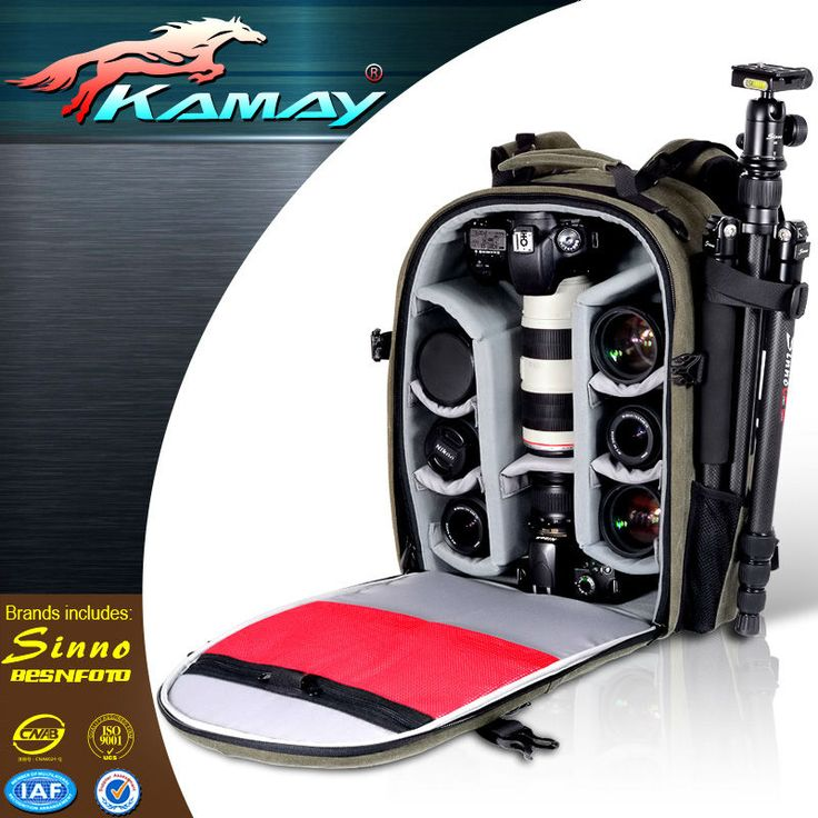 Fashion DSLR Camera Bag (Cute DSLR Camera Bag) For Battlefield and Outdoor Photography Bag for Canon Camera BF-1010 $0~$60