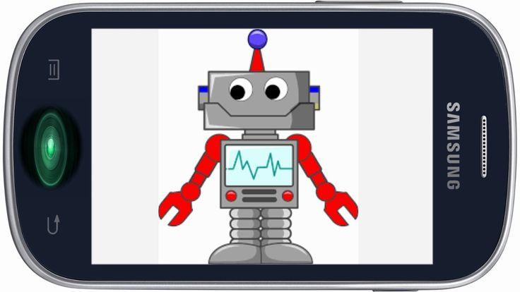 Fajny dzwonek na telefon - Gemini Robot