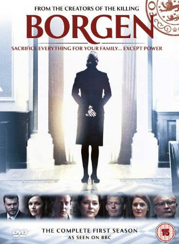Borgen - Series 1 (New Packaging) [DVD]:Amazon:Film & TV