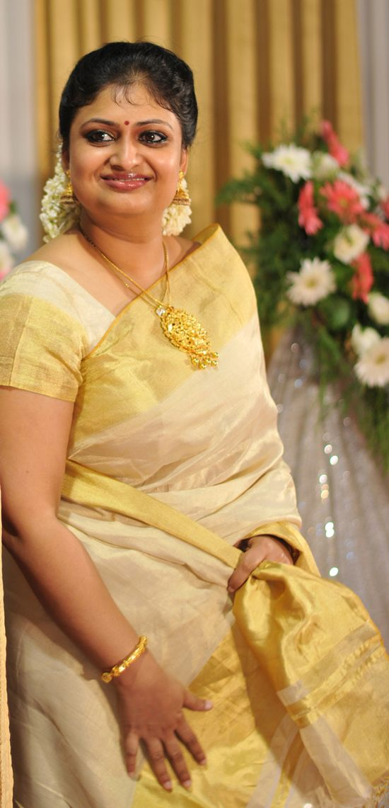 Kerala Wedding- Actress Shweta Vijay ties the knot | WeddingSutra Editors Blog – WeddingSutra.com