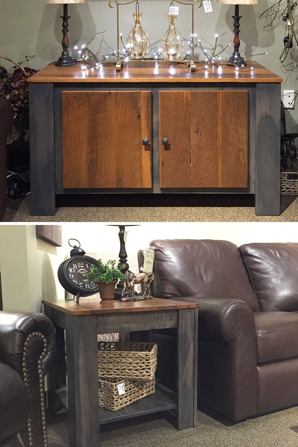 Kloter Farms Has Added New Products To Our Indoor Furniture Showrooms! What  You Notice With