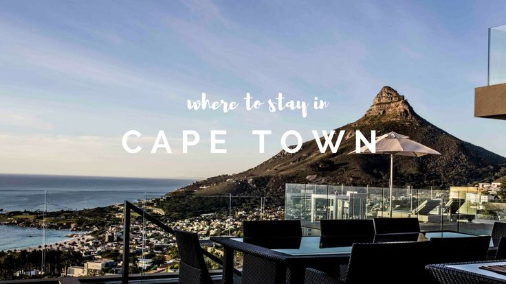 Where to stay in Cape Town – Nellyslife