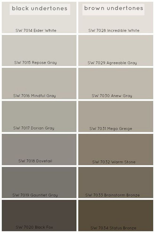 Gray Colors Magnificent Best 25 Sherwin Williams Gray Ideas On Pinterest  Gray Paint Decorating Design