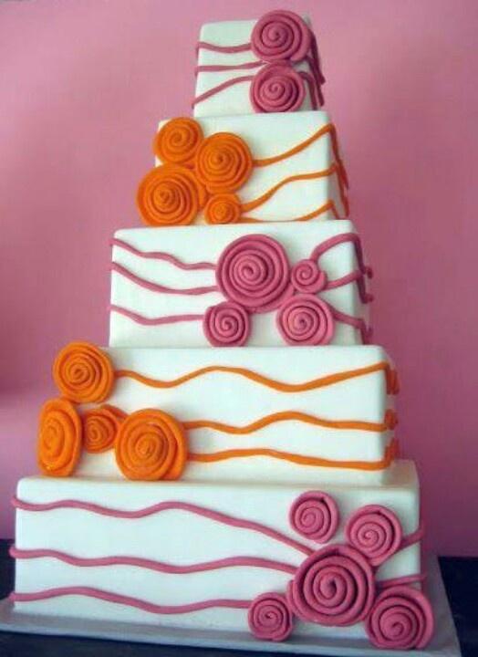 Fun cake - how cool !