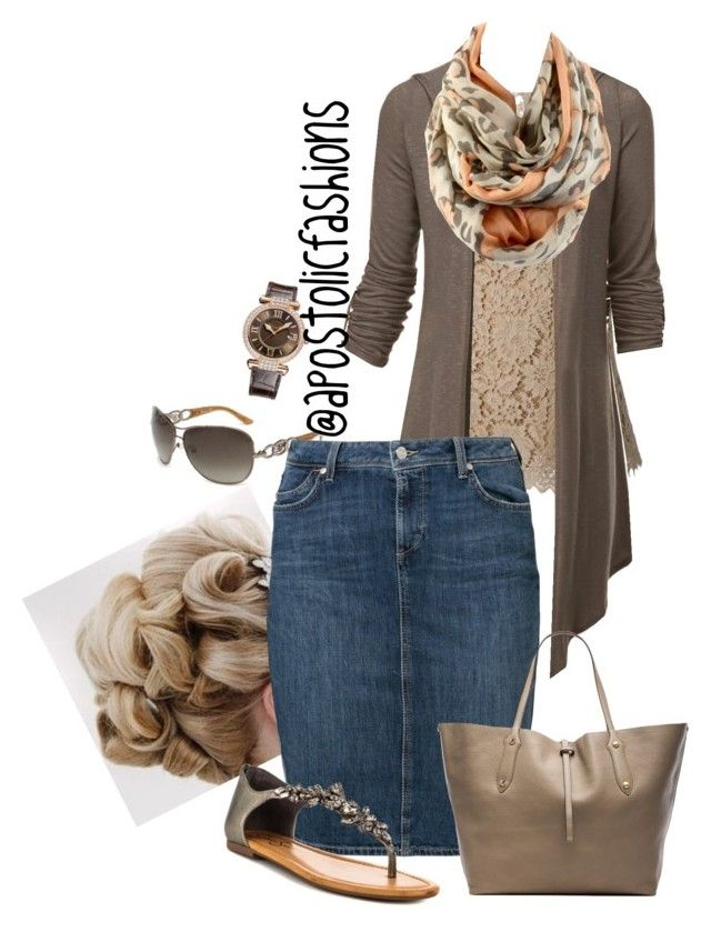 Apostolic Fashions #410 by apostolicfashions on Polyvore featuring polyvore, fashion, style, Doublju, Dolce&Gabbana, Bogner, Jessica Simpson, Annabel Ingall, Chopard and Blumarine
