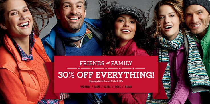 8 best lands end coupon code images by bryce liliana on pinterest friends and family off fandeluxe Images