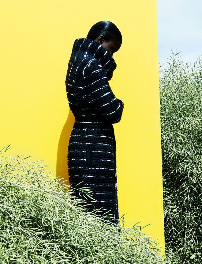 Jeneil Williams for Vogue Germany