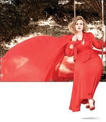 in love #Adele #21 #red #vanityfair #magzine #hello #26