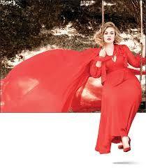 in love #Adele #21 #red #vanityfair #magzine #hello #26