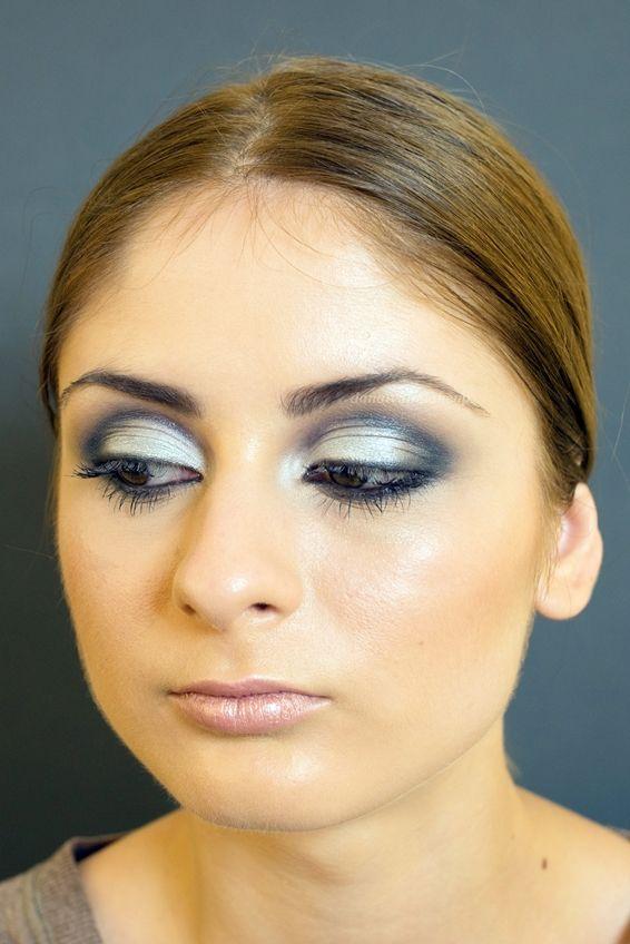 Makeup Artist: Dana Ivan