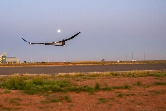 BAE successfully tests solarpowered highaltitude plane