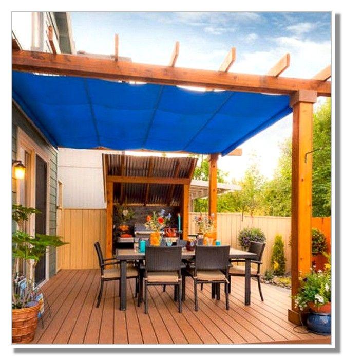 Top Pergola Rain Cover Ideas | Pergola patio, Patio shade ... on Patio Cover Ideas For Rain id=37313