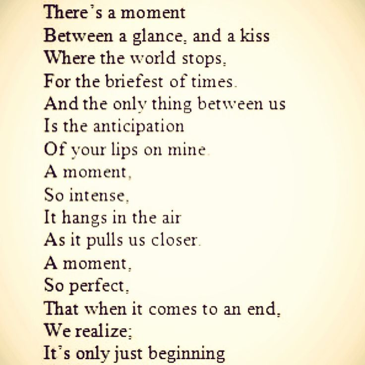 """""""There's a moment between a glance, and a kiss where the world stops...""""  #quotes #romance"""