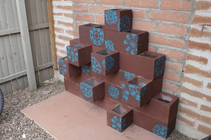 75 Best Images About Cinder Block On Pinterest Fire Pits