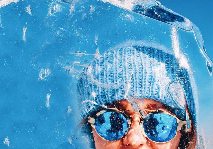 Ice Ice Baby – Folge Kristina Makeeva auf Ihrem Spaziergang über den zugefrorenen Baikalsee. #iceicebaby #baikal #russia #frozenlake #travel #staywild #icecubes #damncold