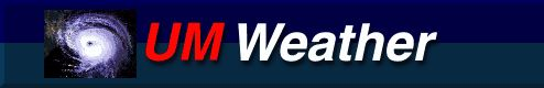 University of Michigan Weather Site with tons of links to weather related resources.