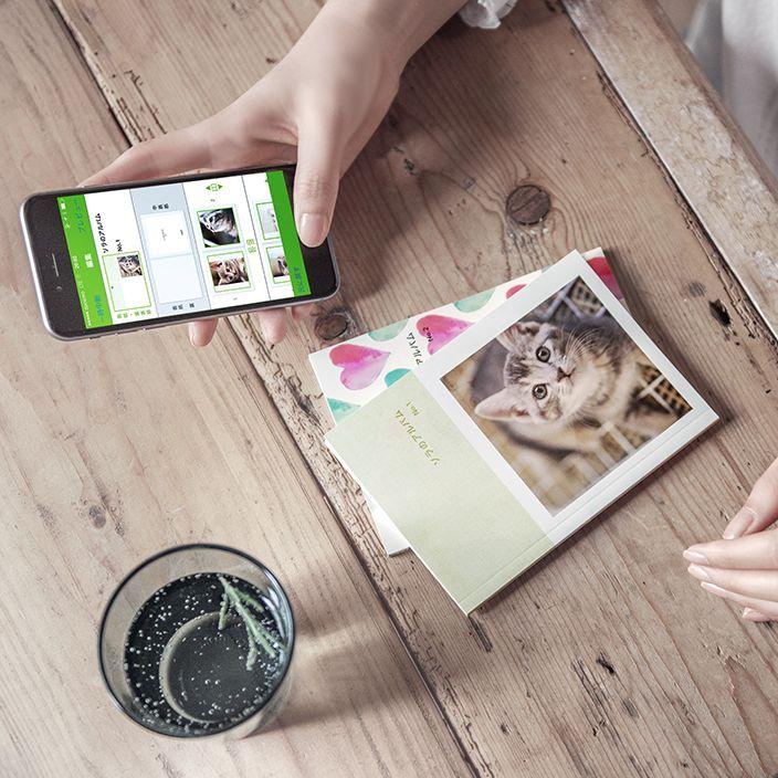 普段使いに、贈りものに、TOLOTで新しい写真生活 | フォトブック・フォトアルバム 500円 TOLOT