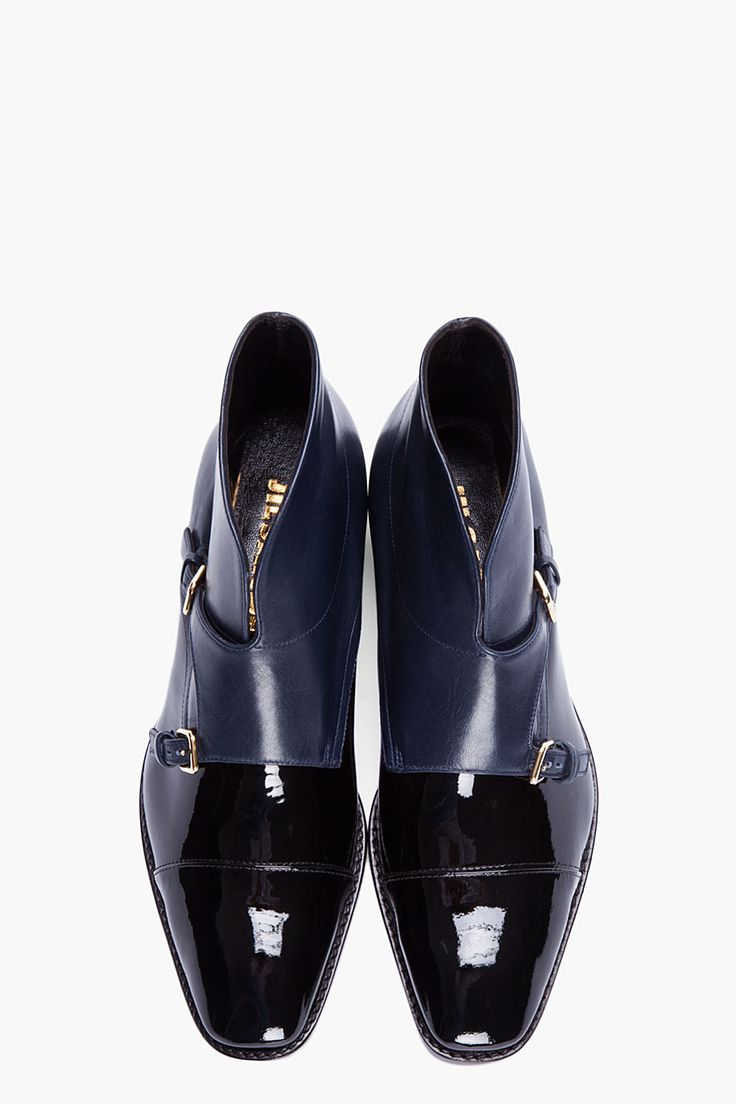 patent leather boots | Needful Things | Pinterest | Shoes, Boots and Mens fashion