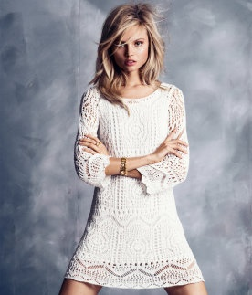 H offers fashion and quality at the best price | H US- crochet dress