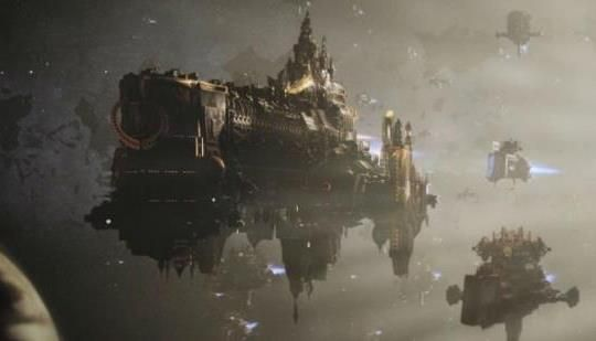Battlefleet Gothic: Armada 2 Preview | Gamereactor: Tindalos Interactive is back, this time with some changes to the formula.