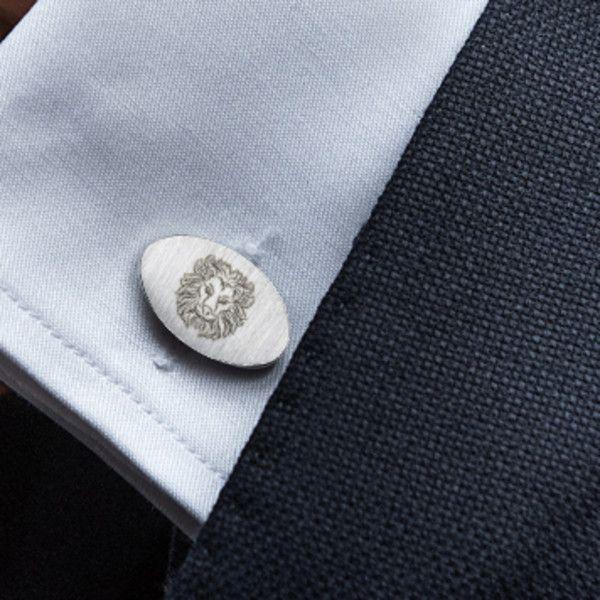 Sterling Silver Zodiac Cufflinks