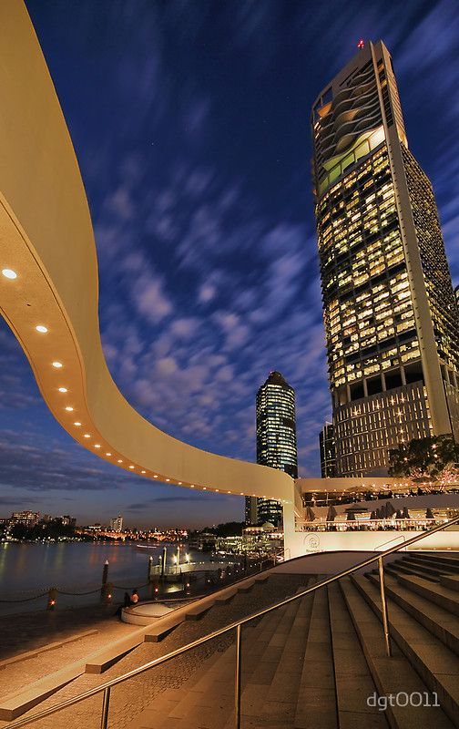 Brisbane, Australia - My most favourite city that I have eva lived in : )