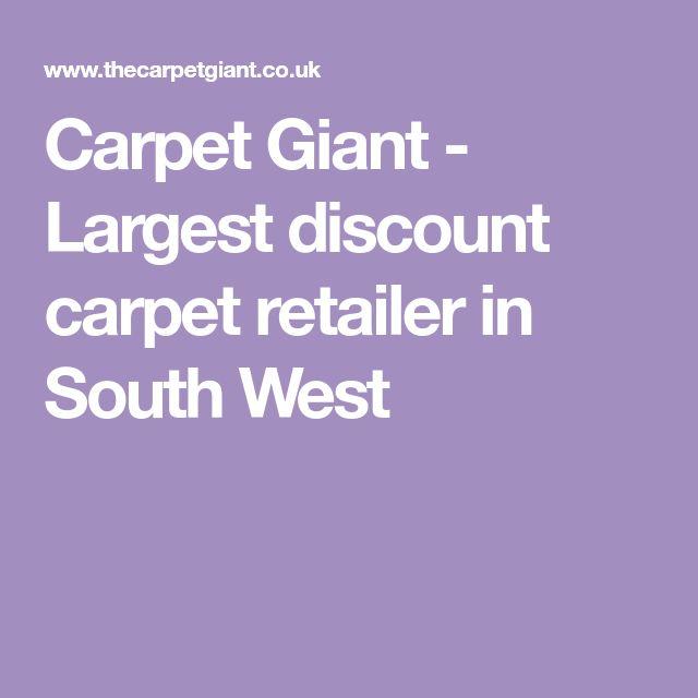 Carpet Giant - Largest discount carpet retailer in South West