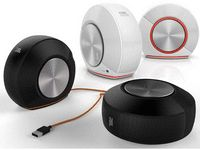 JBL Pebbles: Affordable PC speakers with a rockin' design