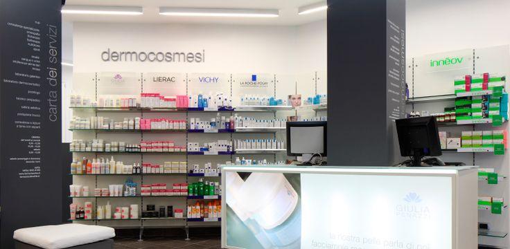 Pharmacy zolino imola bo xf inside the pharmacy for Kohl arredamenti farmacie