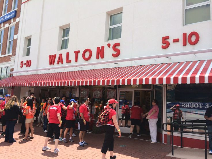 Walton museum and the five and dime! [2014]