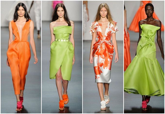 Moda Preview | Angel Sánchez Primavera-Verano 2016 | New York Fashion Week | http://www.modapreviewinternational.com