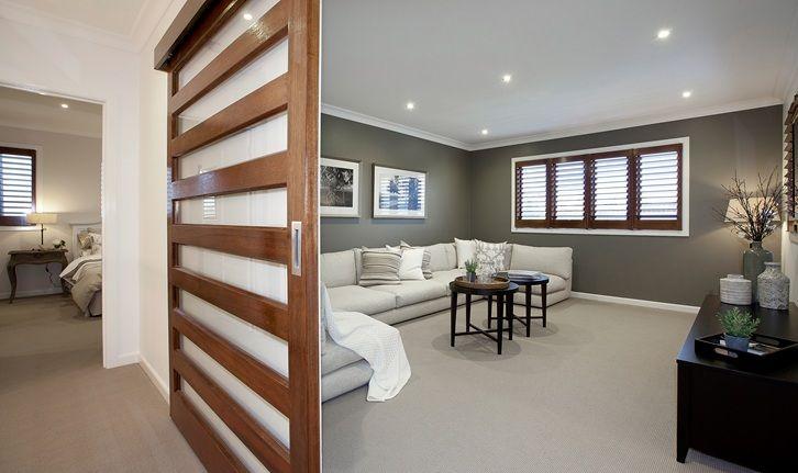House Design: Waldorf - Porter Davis Homes Door for home theatre room