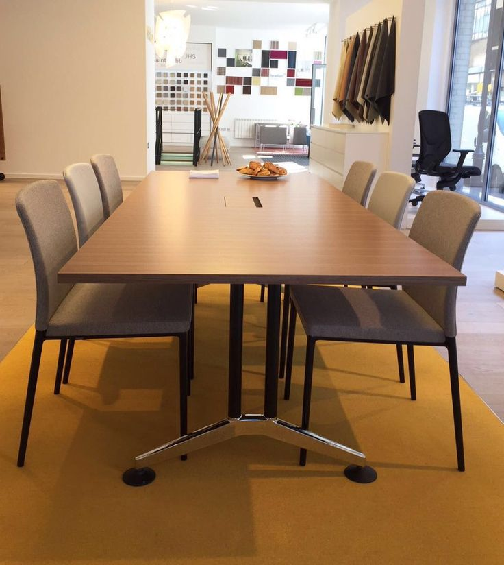 Logon static #conference table shown here with new high-back Ceno chairs as seen in our showroom  Wilkhahn UK (@WilkhahnUK) | Twitter