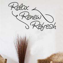 Vinilo Decorativo RENEW REFRESH