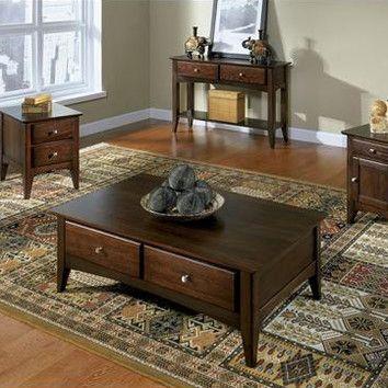 Attractive Riverside Furniture Metro II Coffee Table