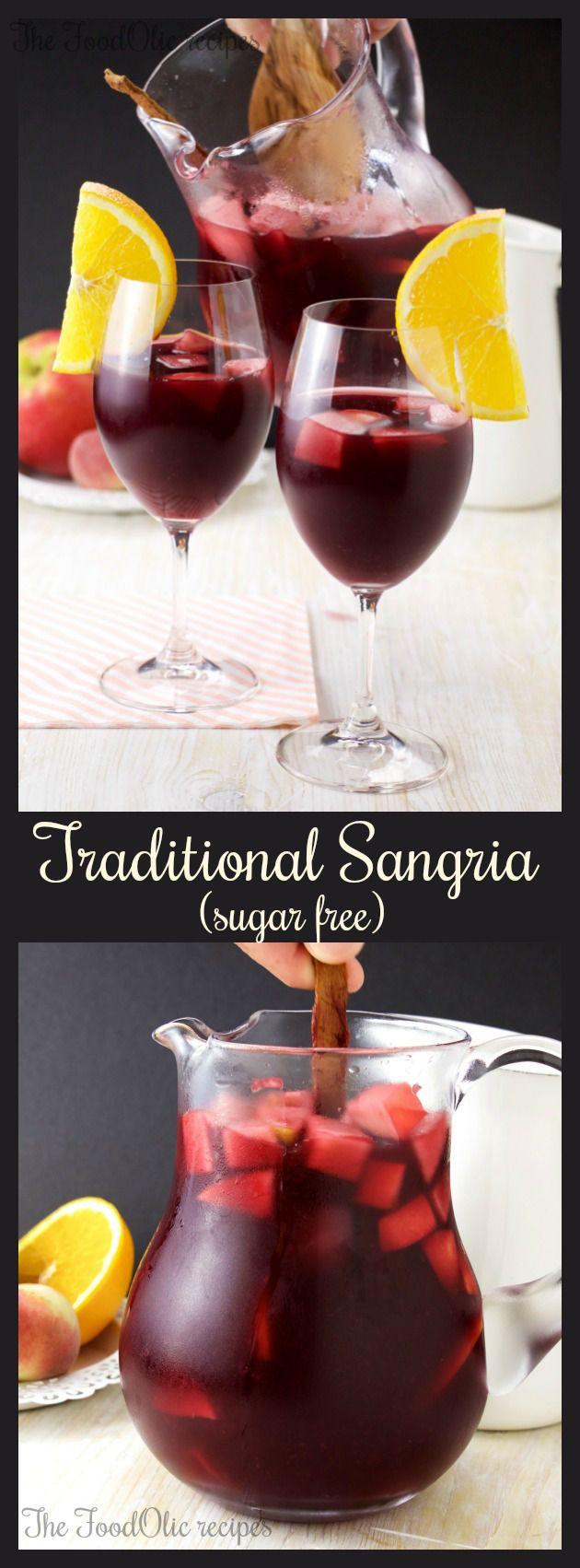 sangria traditional