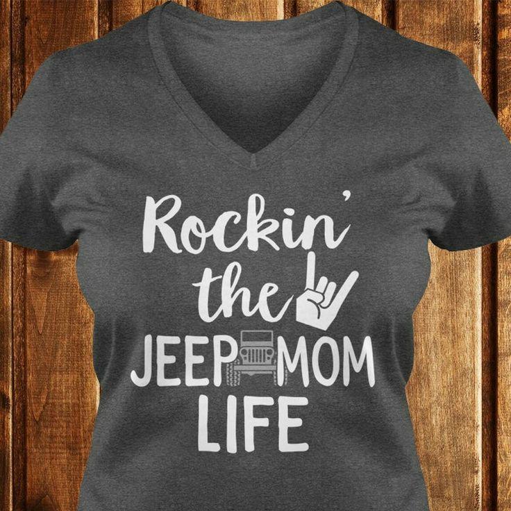 More like JEEP furmom life
