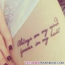 Frases Para Tatuajes De Amor Prohibido Sfb