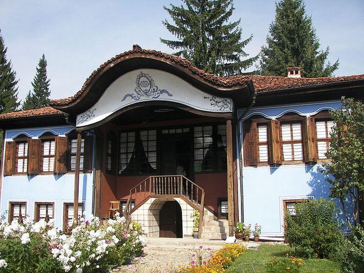 Koprivshtitsa http://distantmind.hubpages.com/hub/VisitBulgaria