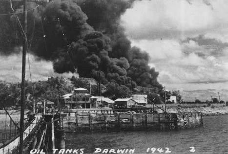 Last Heavy Japanese Bombing Attacks on Darwin On this day …….. 6th of July 1943 Darwin, capital city of Australia's Northern Territory, was just a small town with a civilian population of less than 2000 during World War II. Nonetheless, it was a strategically-placed naval port and airbase. The first of an estimated 64 air raids against Darwin during 1942-43 occurred on […]