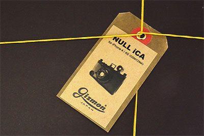 GIZMON NULL iCA (ギズモン ヌル アイカ) レビュー : Stroller - トイデジカメレビュー&作例ブログ