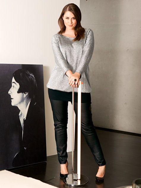 Leather Pants (Plus Size) 10/2013
